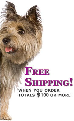Free shipping on orders over $90